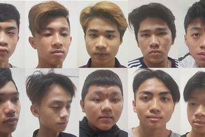 Thiếu niên 15 tuổi cầm đầu nhóm cướp táo tợn ở TPHCM và Long An