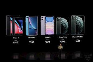Trung Quốc ghi nhận số đơn đặt trước kỷ lục cho iPhone 11