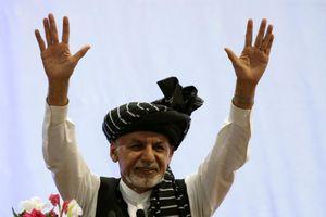 Tổng thống Afghanistan thoát chết trong vụ đánh bom đẫm máu