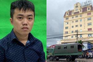 Bộ Công an thông tin về đối tượng bị bắt tại trụ sở Alibaba