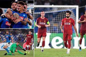 Vòng bảng Champions League: Liverpool, Chelsea đồng loạt thua trận!