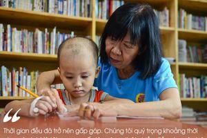 Cô giáo ròng rã 10 năm 'mở cửa thiên đường' cho trẻ ung thư
