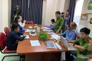 Bao vây trụ sở, bắt Chủ tịch HĐQT công ty địa ốc Alibaba Nguyễn Thái Luyện