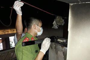 Cháy nhà dân ở TP Nam Định, một người phụ nữ tử vong thương tâm