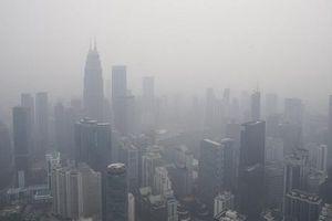 Chất lượng không khí tại Singapore, Malaysia tồi tệ nhất thế giới