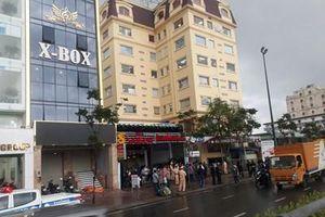 Hàng trăm cảnh sát bao vây trụ sở Công ty địa ốc Alibaba