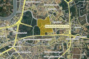 Bán đấu giá đất nhà nước ở khu đô thị Sài Gòn Bình An