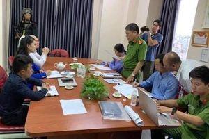 Bắt khẩn cấp Chủ tịch HĐQT Công ty CP địa ốc Alibaba Nguyễn Thái Luyện