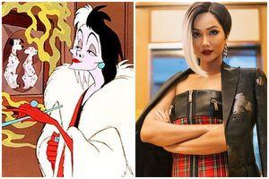H'Hen Niê bị so sánh với nhân vật phản diện chuyên... ăn cắp chó chỉ vì thử nghiệm kiểu tóc mới