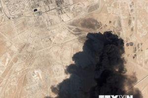 Bộ Quốc phòng Saudi Arabia họp báo về vụ tấn công tập đoàn Aramco