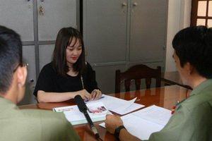 Lời khai của cô gái trẻ tung tin đồn xuất hiện 'vi khuẩn ăn thịt người' ở Quảng Bình