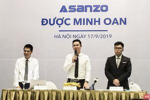 Asanzo phủ nhận giao dịch với Sa Huỳnh và liên quan đến 14 công ty trung gian