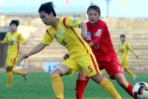 Giải bóng đá nữ VĐQG 2019: Đánh bại Hà Nội, TP.HCM I tiến sát ngôi hậu