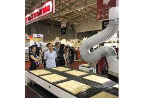 Doanh nghiệp từ 32 quốc gia tham gia Triển lãm quốc tế gỗ