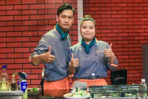 Thí sinh Top Chef khẳng định bị chơi xấu khi quyển sổ công thức 'không cánh mà bay'