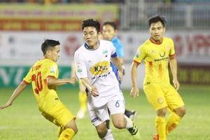 Lịch thi đấu vòng 24 V.League: HAGL gặp khó, Nam Định 'dễ thở'