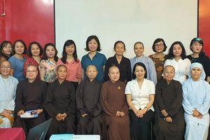 Hội LHPN Việt Nam tập huấn công tác vận động phụ nữ dân tộc - tôn giáo