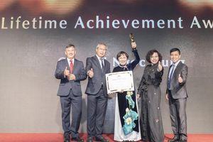 Chủ tịch PNJ nhận giải thưởng 'Thành tựu trọn đời' ngành kim hoàn Châu Á