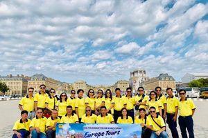 Kim Tín Group dành tặng khách hàng thân thiết chuyến trải nghiệm mùa thu châu Âu 9 ngày 8 đêm