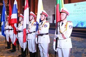 Hội nghị ASEANAPOL lần thứ 39 - Đối tác vinh quang, thống nhất bền vững
