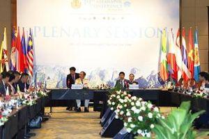 Ngày làm việc đầu tiên Hội nghị ASEANAPOL 39 tại Hà Nội