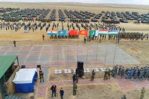 Nga mở rộng tập trận Tsentr, gửi thông điệp sắc lạnh đến phương Tây