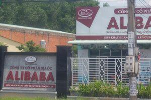 Khám xét văn phòng công ty Alibaba tại Đồng Nai