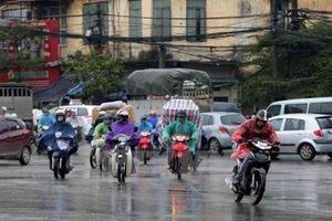 Bắc Bộ có mưa kèm gió Đông Bắc, Nam Bộ tiếp tục mưa lớn