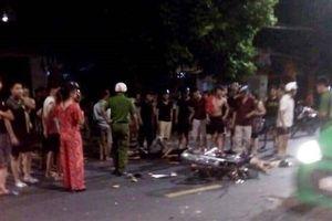 Hai xe máy đối đầu trong đêm, 4 người thương vong ở Hải Phòng
