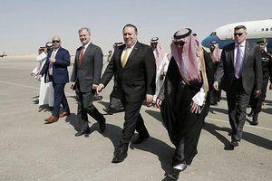 Ngoại trưởng Mỹ bay tới Ả-rập Xê-út để tính kế với Iran