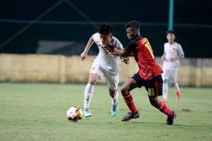 Trực tiếp U16 Việt Nam vs U16 Mông Cổ vòng loại U16 châu Á