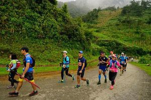 4.000 vận động viên tham dự Cuộc đua chạy marathon vượt núi Việt Nam