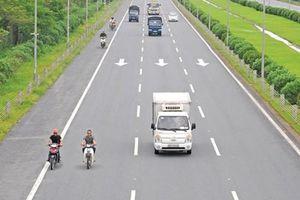 Quy định pháp luật về việc xử lý xe máy đi vào đường cao tốc