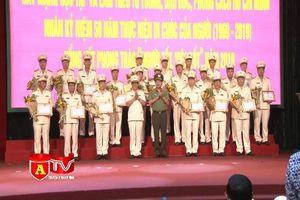 Lan tỏa phong trào học tập và làm theo tư tưởng, đạo đức, phong cách Hồ Chí Minh
