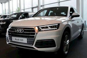 Audi Việt Nam triệu hồi dòng xe Q5 để sửa lỗi phanh