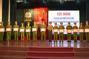 Nam Định: Triệt phá nhiều vụ án gây nhức nhối dư luận