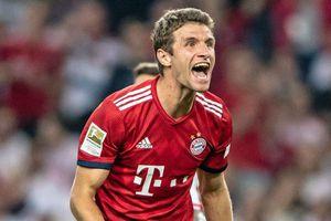 Mueller lập thành tích chưa từng có trong lịch sử Bayern