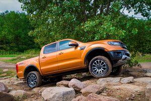 Ford Ranger và F-150 thêm gói nâng cấp off-road mạnh mẽ