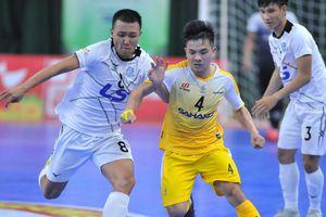 Thái Sơn Nam vô địch futsal quốc gia lần thứ 4 liên tiếp