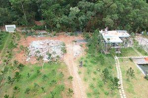 Hà Nội: Huyện Sóc Sơn đã xử lý 36/68 vi phạm đất rừng