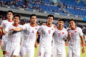 U22 Việt Nam đá giao hữu với U23 UAE