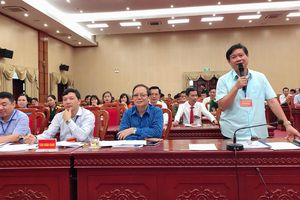 7 Đảng ủy thuộc Thành ủy tham gia Hội thi báo cáo viên giỏi