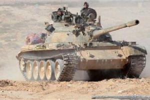 SAA vùi dập IS ở Palmyra, Nga-Syria hái quả ngọt