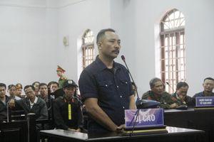 Trùm gỗ lậu Phượng 'râu' lãnh án 8 năm 6 tháng tù