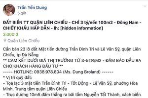 Vụ chia lô trái phép: Phạt nhân viên BroLand Đà Nẵng 10 triệu đồng