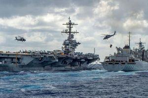 Tổng thống Trump muốn tập hợp 55 tàu chiến tại vịnh Ba Tư để kiềm chế Iran