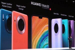 Huawei công bố loạt Mate 30 với Horizon Display, thiết kế hoàn toàn mới