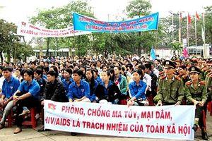 Hà Nội: Tập trung thực hiện một số nhiệm vụ trọng tâm trong phòng, chống AIDS, ma túy, mại dâm