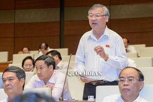 Cho thôi làm nhiệm vụ đại biểu Quốc hội khóa XIV đối với ông Hồ Văn Năm