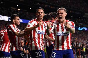 Atletico Madrid và Juventus rượt đuổi tỉ số khó tin